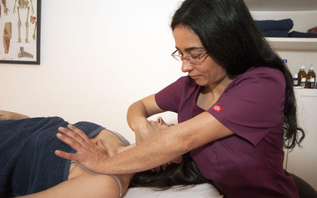 ¿Cómo funciona la terapia manual?